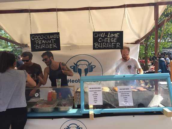 Caribbean Food Market Berlin