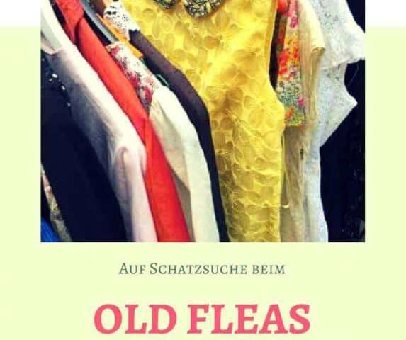 Sonntag ist Flohmarkttag. Für ganz besondere Schätze sollte man zum Old Fleas Vintage Market im Ballhaus Berlin gehen. Hier gibt es allerlei Vintage Schätze zu entdecken. Das Ballhaus Berlin und der Old Fleas Vintage Market sind in Kombination einfach ein ganz besonderes Vintage Shopping Erlebnis in Berlin.