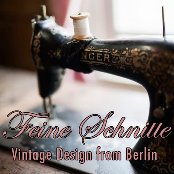 Feine Schnitte Vintage Design from Berlin