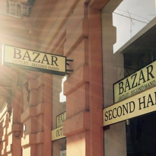 BAZAR Outlet & Secondhand Store, Zagreb