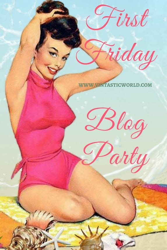 First Friday Blog Party