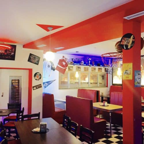 American Monster Diner, Rathenow
