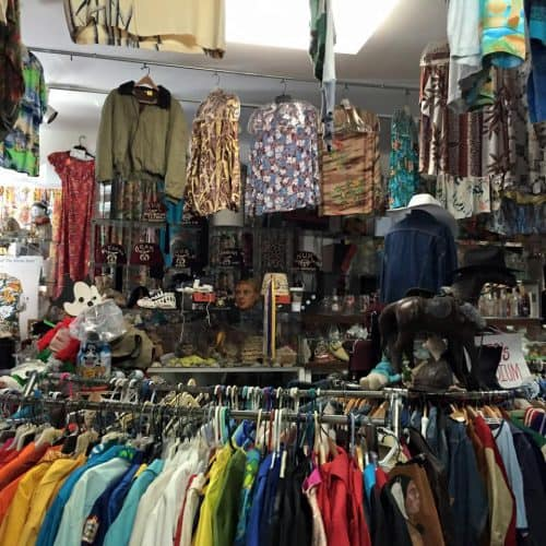Bailey's Antiques & Aloha Shirts Honolulu