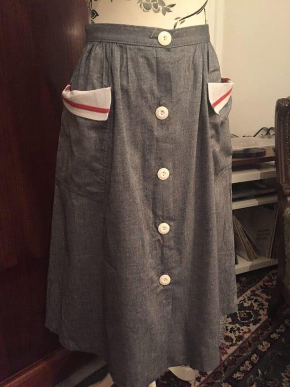 Vintage Kleider auf Etsy aus meiner Privatkollektion. Retro ...