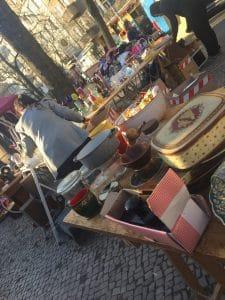 Flohmarkt am Boxhagener Platz