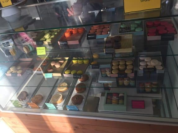 Macarons de Stéphane