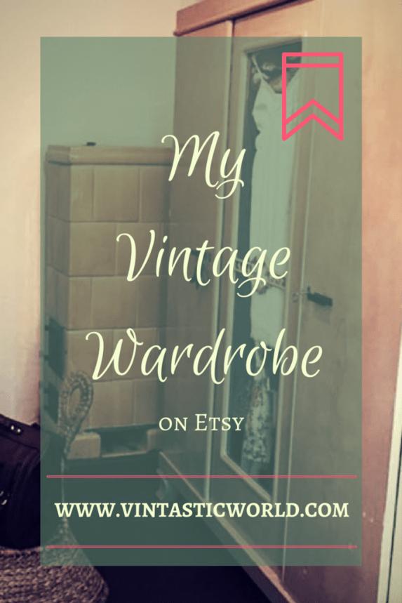 My Vintage Wardrobe on Etsy