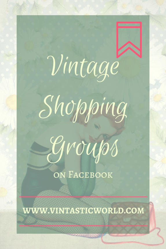 Vintage & Rockabilly Shopping on Facebook