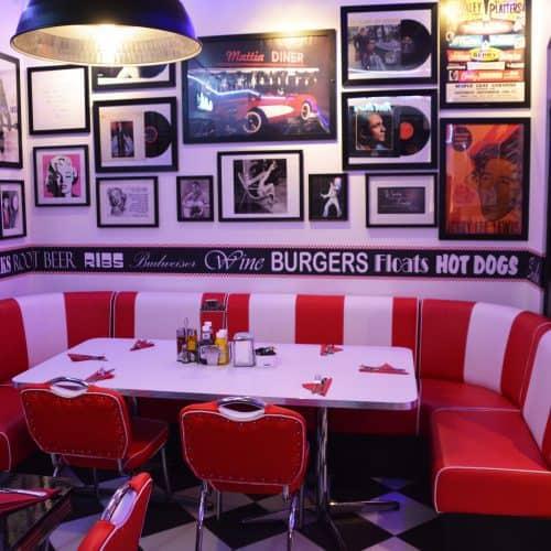 American Diner-Verzeichnis