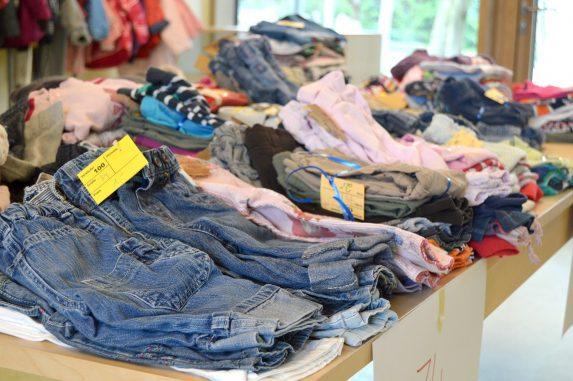 Secondhand Kleidung