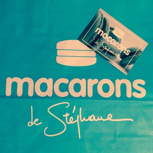 Macarons de Stéphane Berlin