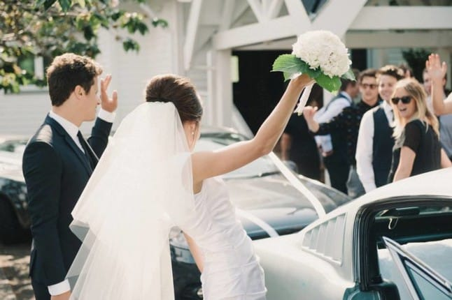 REAL WEDDING// KAT'S 60'S INSPIRED WEDDING LOOK