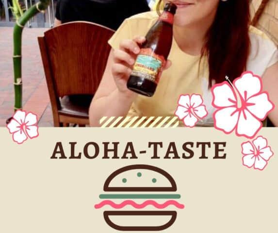 Hawaii für zu Hause. Waikiki Burger Restaurant Potsdam für eine kleine Auszeit fast wie im Urlaub auf Hawaii. Leckere Burger und Bier aus Hawaii.