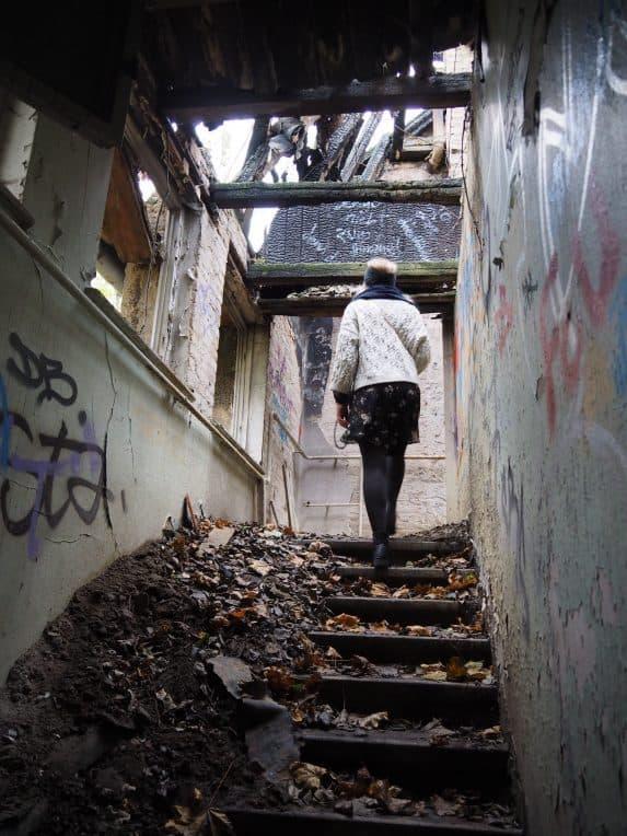 Kinderkrankenhaus Weißensee - Lost Places Berlin