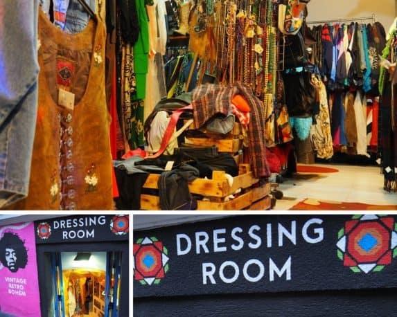 Dressing Room Vintage Shop Budapest
