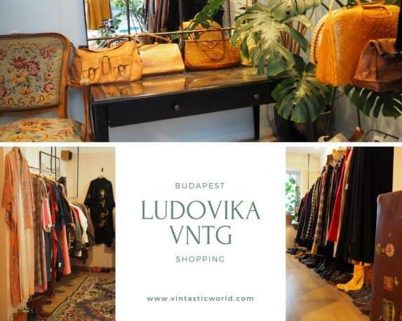 Ludovika VNTG Shop Budapest