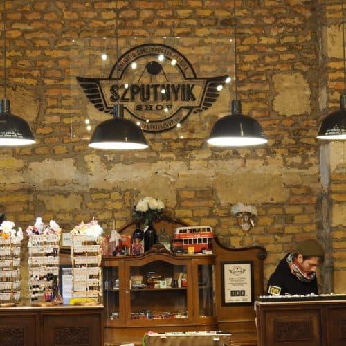 Szputnyik Vintage Shops, Budapest