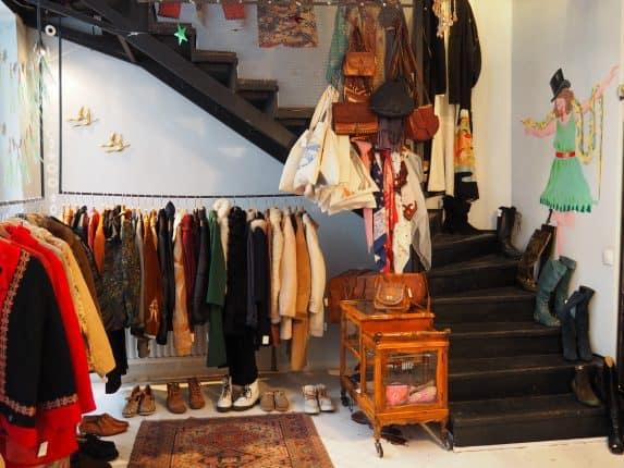 Ludovika VNTG Shop in Budapest