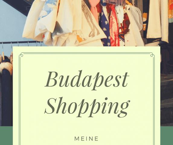 Top 5 Vintage Shops in Budapest