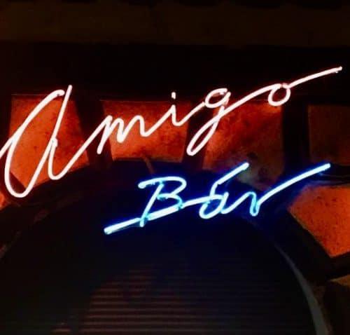Amigo Bar, Budapest