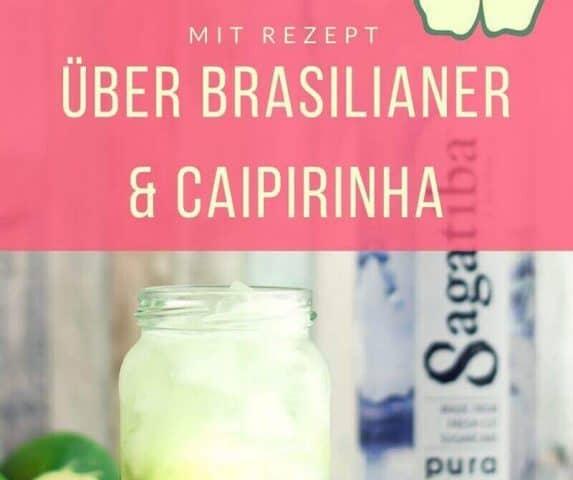 über die brasilianer und ihren caipirinha mit original