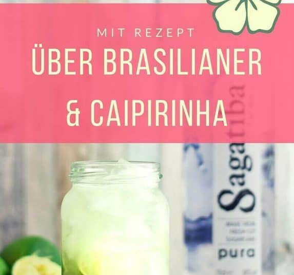 Brasilianer & brasilianischer Caipirinha Rezept