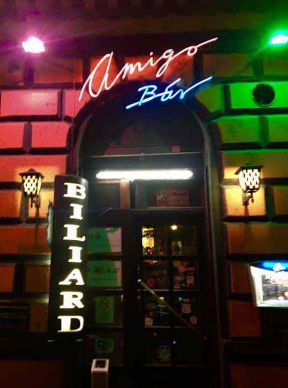 Amigo Bar Budapest - Rock and Roll & Rockabilly Bar in Ungarn.