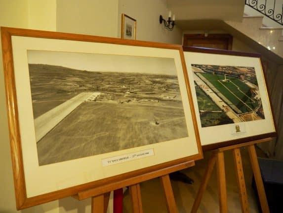 Kulinarisches Sightseeing Malta: Weinprobe bei Meridiana auf dem ehemaligen Flugplatz in Ta'Qali
