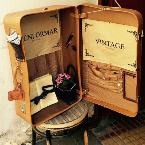 Ulični Ormar – Retro & Vintage Shop, Zagreb