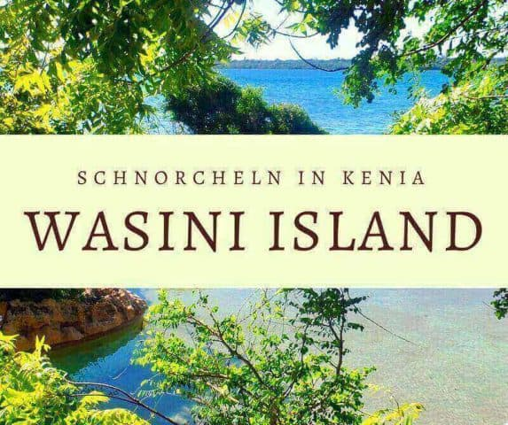 Tagesausflug Kenia: Eine Wasini Island Tour zum Schnorcheln