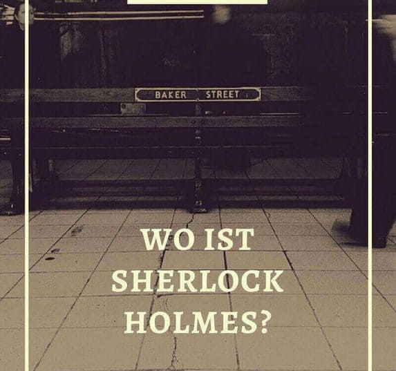 Sherlock Holmes Exit Game Berlin - Escape Room Berlin