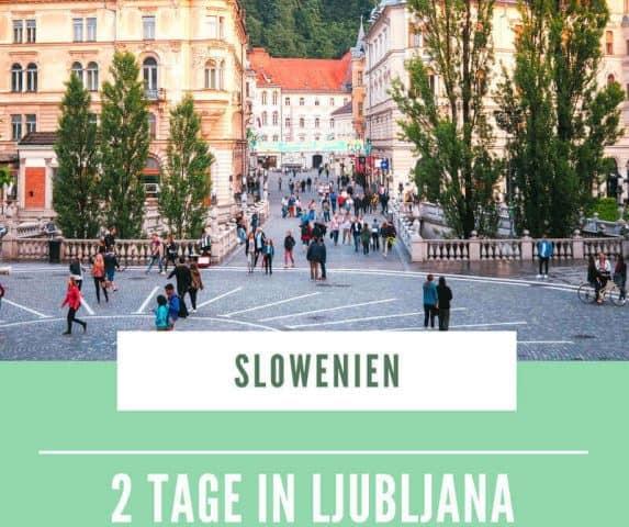 In zwei Tagen in Ljubljana kann man einige Sehenswürdigkeiten besuchen. Die Stadt des Drachen lockt mit der Burg Ljubljana & Jože Plečnik's Architektur. Was es alles sehenswertes in Ljubljana gibt, das findet ihr hier. Mehr als eine Top 10!