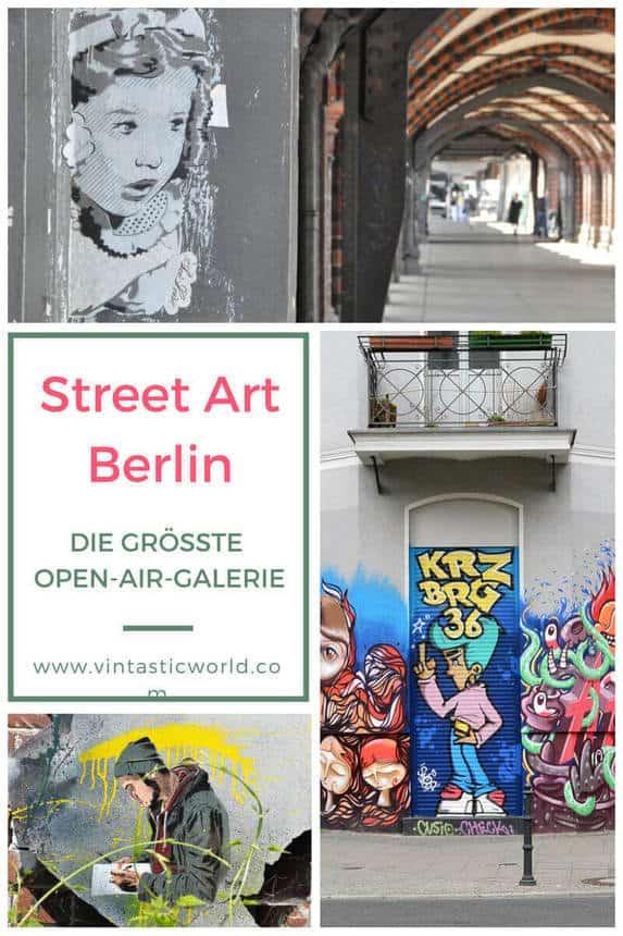 Street Art Berlin mit neuer Attraktion. Die größte Open-Air Street Art Gallery