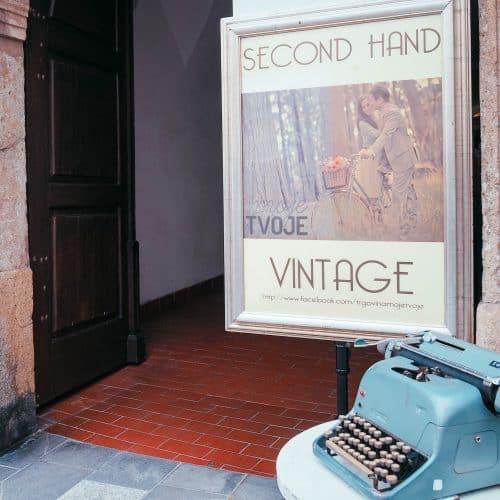 Moje Tvoje Secondhand & Kilo-Store, Ljubljana