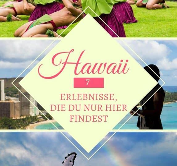 Hawaiianische Musik & Hula, die Entstehung einer Ukulele, die Gestaltung eines Lei & das Geheimnis der Macadamianuss gibt es nur in einem Urlaub auf Hawaii.