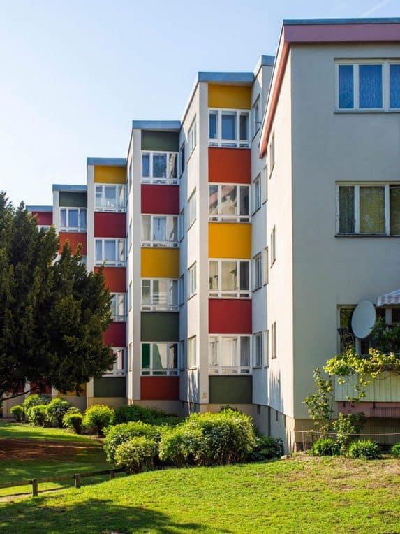 Uber Bauhausstil Bauhaus Architektur Berlin Die Kunstler Zum Jubilaum