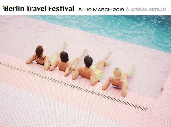 """Neue Perspektiven für den Tourismus von heute. Zweites Berlin Travel Festival in der Arena Berlin unter dem Motto """"Travel Different"""". Tickets & Öffnungszeit"""
