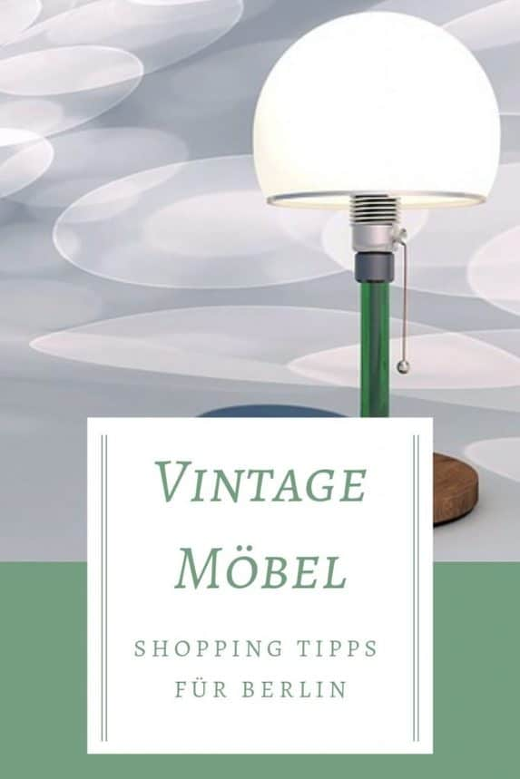 Vintage Möbel kaufen in Berlin und Online. Bauhaus & Industriedesign