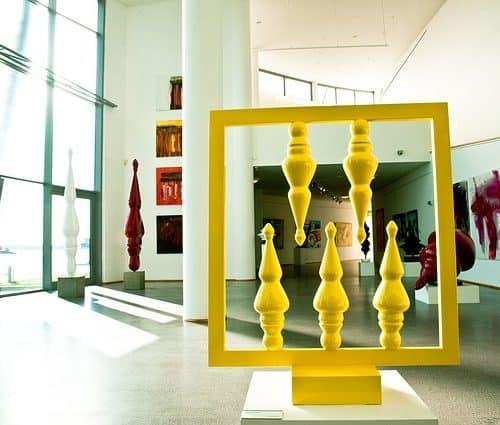 Galerie Berinson Berlin - Bauhaus Meisterwerke