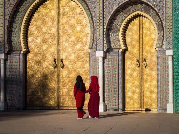 Reise nach Marokko als Marokko Roadtrip von Marrakesch über das Atlasgebirge in die Sahara, über Fes bis nach Essouira. Marokko Rundreise ohne Mietwagen.