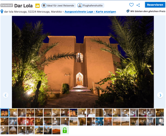 Du suchst eine traditionelle Unterkunft für deine Reise nach Marokko? Ein Riad in Marrakesch oder eine Kasbah im Atlasgebirge vielleicht? Aber was ist das überhaupt? Ich erkläre dir den Unterschied von Riad, Dar und Kasbah und zeige dir passende Hotelempfehlungen.