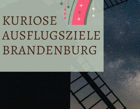 Entdecke 7 außergewöhnliche Orte in Brandenburg mit Pyramiden, der wohl kleinsten Galerie der Welt und dem Ritter Kalebuz. Es erwarten die kuriose Orte.