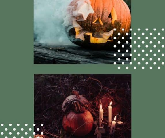 Halloween Brandenburg Gespenster
