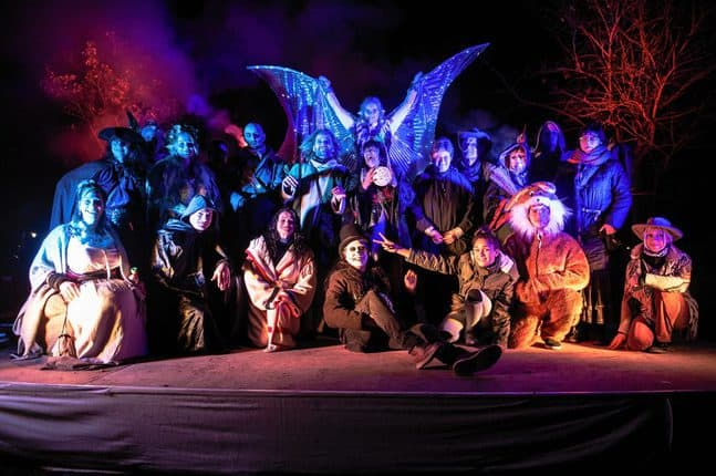 Halloween Veranstaltungen Brandenburg El Dorado Templin