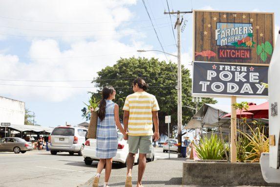 Kulinarisches Hawaii: Die besten Orte um Macadamia Nuss, Kona Coffee & mehr Exotisches zu probieren. Entdecke Farmer's Market, Macadamia Nut Farm und mehr.