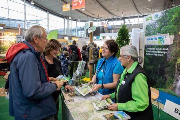 CMT 2021 Stuttgart Reisemesse