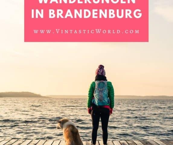 Wandern im Winter? Warum nicht! Hier findest du drei schöne Winterwanderungen in Brandenburg die dich verzaubern. Wanderwege Brandenburg im Winter.