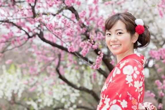 Hanami – Kirschblütenfest in den Gärten der Welt