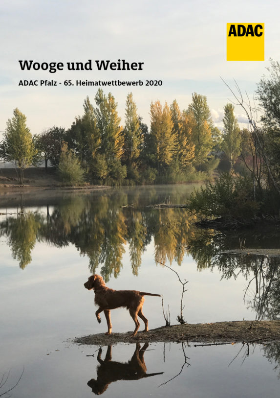 """Der ADAC Pfalz lädt zum Heimatwettbewerb ein. In der Region auf Entdeckungstour mit Suchfahrten zum Motto """"Wooge und Weiher"""". Alle Infos zum Wettbewerb hier"""