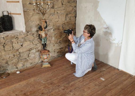 Frau Allerleis Vintage: Ein charmanter Shop für alle, die Vintage Dekoration Zuhause lieben. Manuela erzählt wie es zum Shop kam & was es zu entdecken gibt.